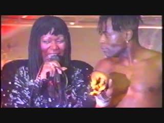 Boney M в Ханты-Мансийске, 14 апреля 1996 года,