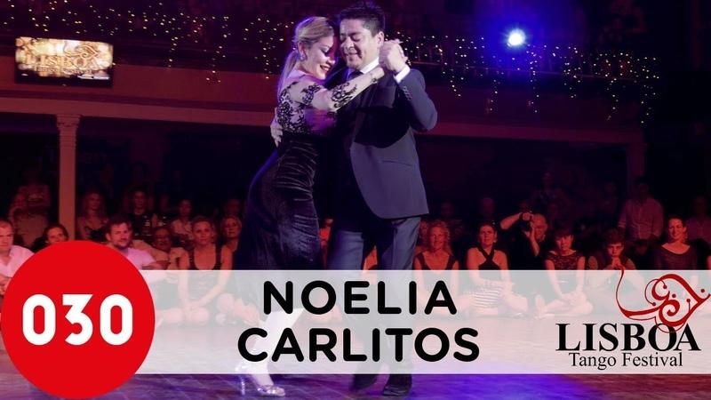 Noelia Hurtado and Carlitos Espinoza – Milonga de mis amores, Lisbon 2018 – NoeliayCarlitos
