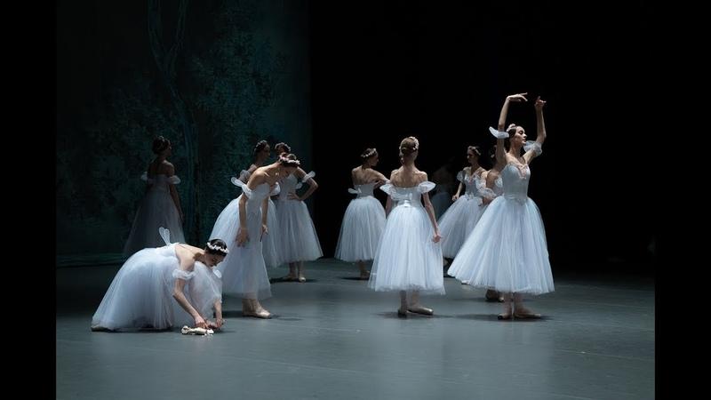 The Graduation concert of the Bolshoi Ballet Academy – Backstage