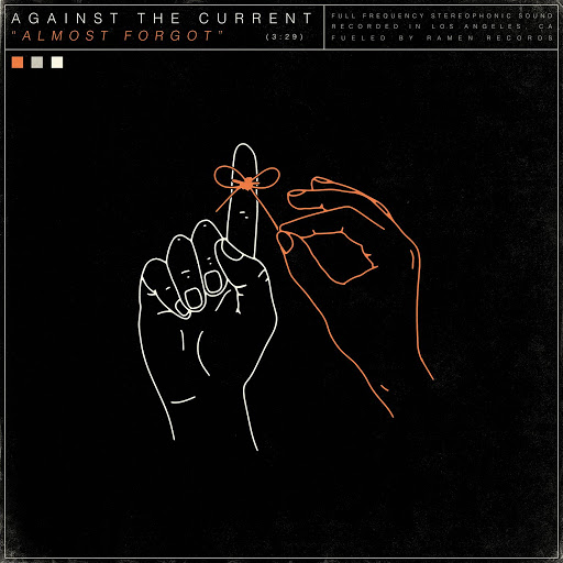 Against the Current альбом Almost Forgot
