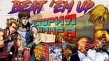 ИСТОРИЯ ЖАНРА Beat 'em up STREETS OF RAGE DOUBLE DRAGON FINAL FIGHT и прочие