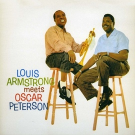 Louis Armstrong альбом Louis Armstrong Meets Oscar Peterson (Remastered)