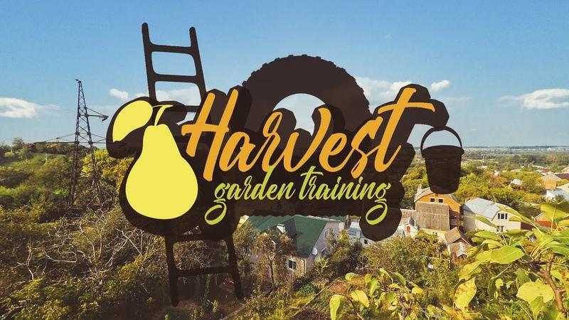 Harvest | Garden parkour training