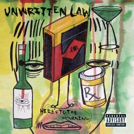 Unwritten Law альбом Here's To The Mourning