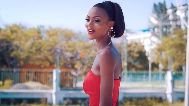 TANZANIA, Queen Elizabeth MAKUNE - Contestant Introduction (Miss World 2018)
