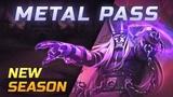 Heavy Metal Machines' Metal Pass Season 3 - More than 90 New Items!
