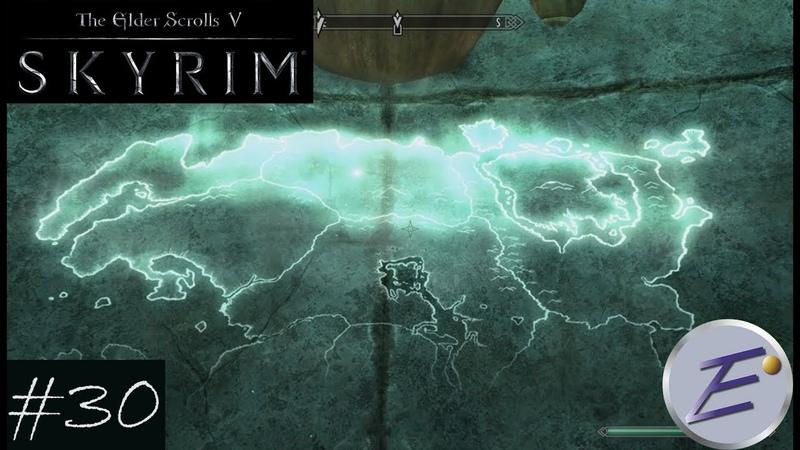 Настраиваем Окулаторию в руинах Мзулфта - TES V Skyrim (Прохождение №30)