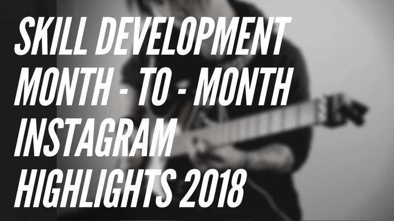 Development Throughout 2018 Improvisations IG Highlights