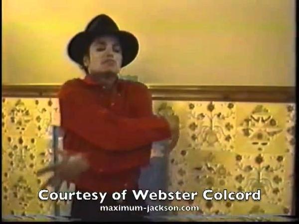 Michael Jackson - California Raisins Raison Attitude Tape