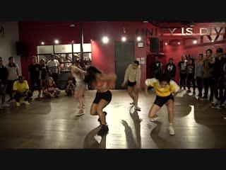 """MAROON 5 - _""""Girls Like You_"""" ft Cardi B Dance ¦ Matt Steffanina Kaycee Rice"""