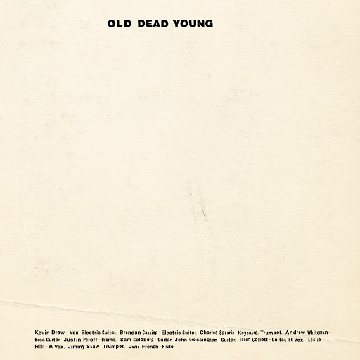 Broken Social Scene альбом Old Dead Young