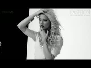 Amber heard - cover shoot - fashion magazine (2010) nude? sexy!