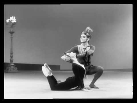 Plisetskaya and Liepa in Legend of Love 1965