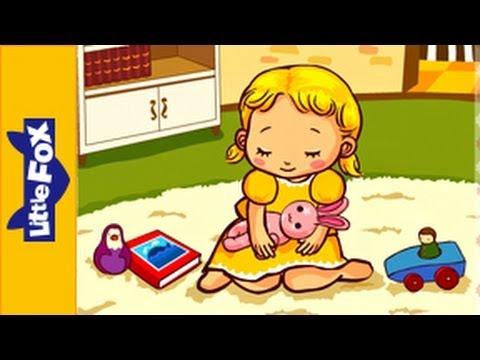 Rosy My Posy Nursery Rhymes by Little Fox
