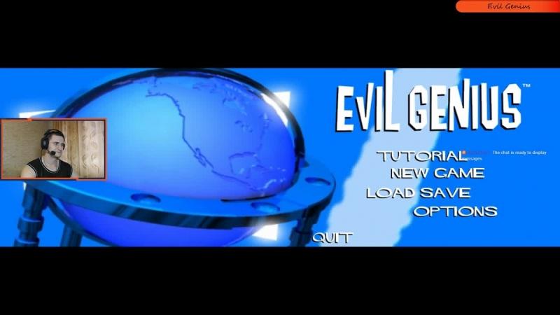 Evil Genius - злобный, хитрый и богатый ( ╯°□°)╯ ┻━━┻