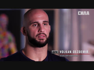 Fight night moncton - volkan oezdemir - it will be a pleasure to finish anthony smith