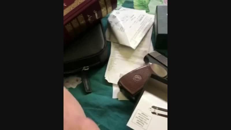 Фронтально выкидной нож Майкротек