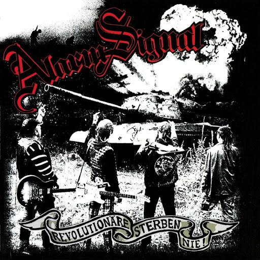 Alarmsignal альбом Revolutionäre sterben nie