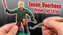ЛЕПИМ ДЖЕЙСОНА ВУРХИЗА ИЗ ФИЛЬМА ПЯТНИЦА 13-ое Jason Voorhees Friday 13th