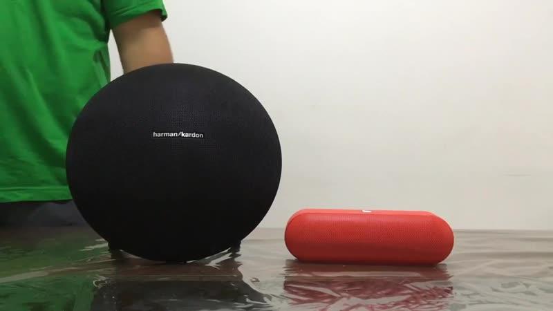 [Binatti's Tech] Beats Pill vs harman/kardon [Comparativo]