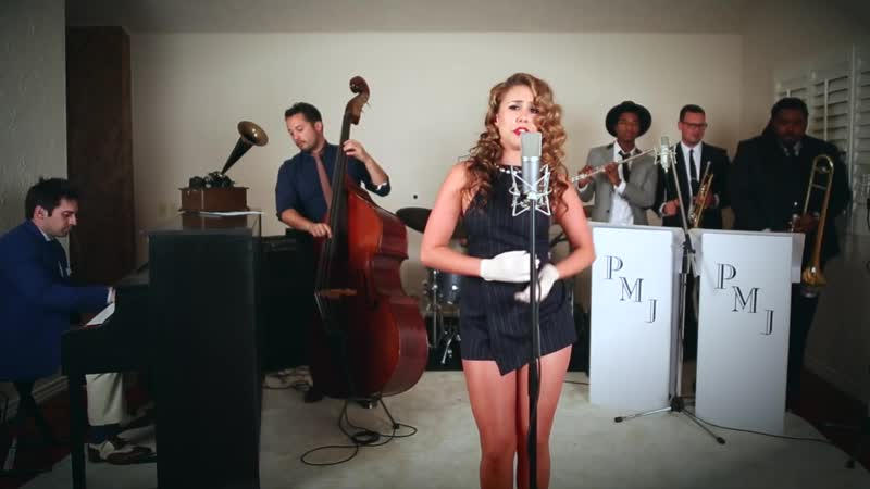 Oops!... I Did It Again - Vintage Marilyn Monroe Style Britney Spears Cover ft. Haley Reinhart