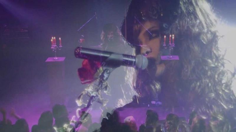 Kaya - Silvery Dark - Live @ Le Divan du Monde, Paris - 25.02.2012