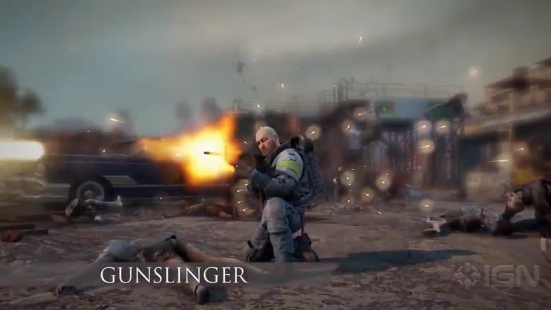 World War Z Game: First Look at the 6 Playable Classes