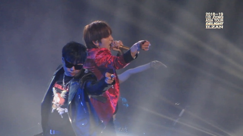 20181215 Fiery Eyes_이준기 [2018-19 LEE JOONGI ASIA TOUR DELIGHT, SEOUL] | イ・ジュンギ 李准基