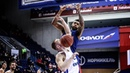 VTBUnitedLeague • DUNK OF THE YEAR? Joel Bolomboy's Superman SLAM in his debut in VTB League!
