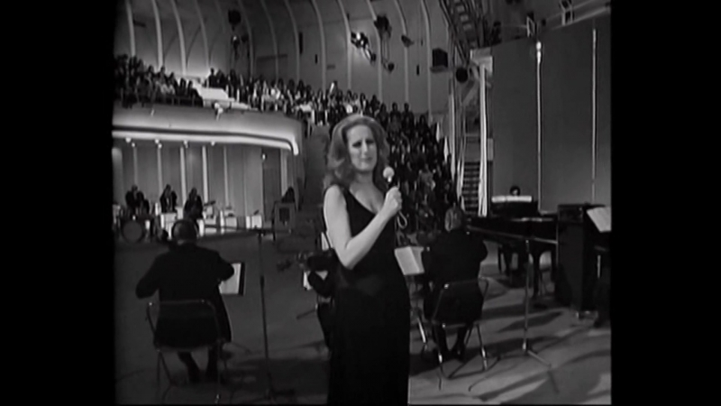 ♫ Mina Mazzini e Astor Piazzolla ♪ Balada Para Mi Muerte (1972) ♫
