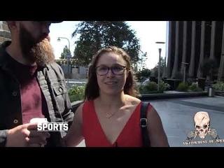 РОНДА РОУЗИ О БОЕ И ПОТАСОВКЕ ХАБИБ КОНОР НА UFC 229