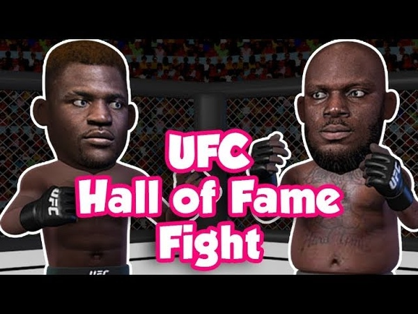 UFC Greatest Heavyweight Fight of all time - Francis Ngannou vs Derrick Lewis UFC 226