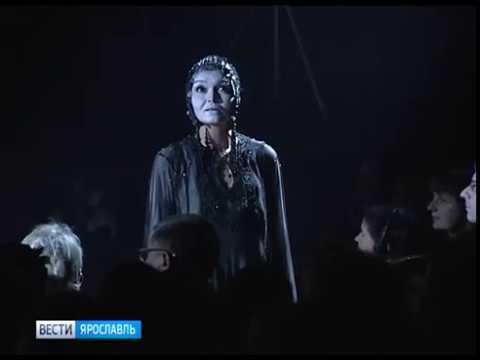 Башкирский театр драмы представил в Ярославле спектакль «Зулейха открывает глаза»