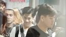 180127 Singto Krist Back to BKK @ Hat Yai Airport