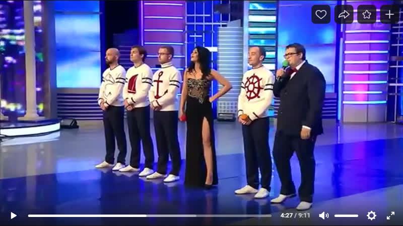 2014 КВН Сборная Мурманска Мурманск Высшая лига 1 2 Приветствие