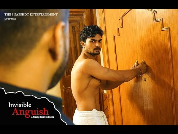 Invisible Anguish 2017 Cine Gay Themed Hindi Short Film on Father and Son relations