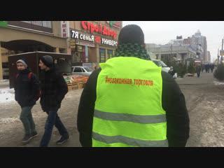 Ёлочный Рейд в Выборгском Районе Спб. 2 сезон 17 серия 25.12.18