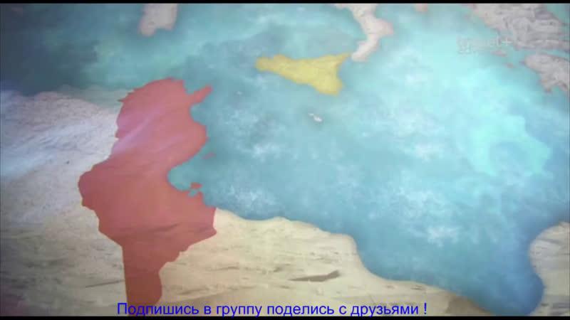 Путешествие Саймона Рива по Средиземному морю (Кипр, Ливан, Израиль).
