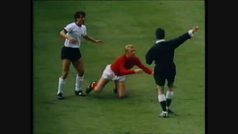 Клип о финальном матче ЧМ-1966 на песни Битлз