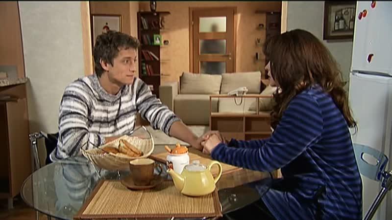 Дмитрий Фрид в сериале Держи меня крепче фрагменты 68 серия из 70
