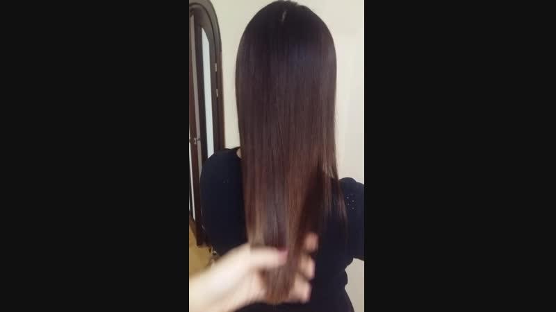 Бразильское кератиновое выпрямление и восстановление волос Cadiveu Plastica dos Fios