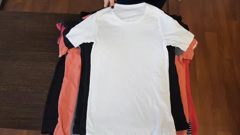 Лот 438. Мужские футболки. Сток.