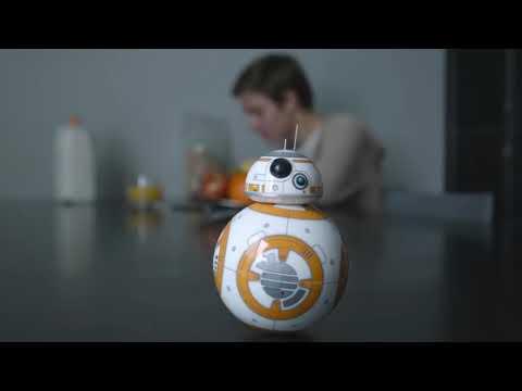BB-8 StarWars droid-РОБОТ ИГРУШКА