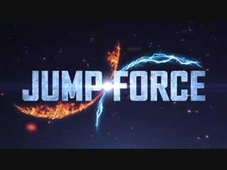 Jump Force - Dai and Naruto Characters Reveal Trailer ¦ PS4