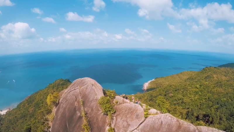 View point Bottle Beach Koh Phangan