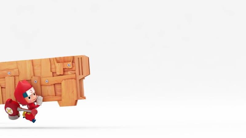 Ninja Box Тизер трейлер Nintendo Switch