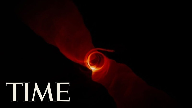Scientists From The NSF Hold Conference On Results From The Event Horizon Telescope | TIME