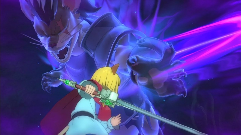 Ni no Kuni II – The Lair of the Lost Lord DLC Trailer | PS4, PC