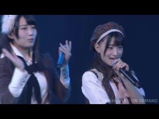 Kushiro Rina, Ijiri Anna, Jonishi Rei, Shiotsuki Keito + BD - Manatsu no Christmas Rose @ 181011 NMB48 Stage BII4