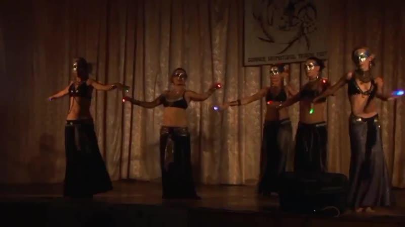 Трайбл, Орион @ Гала шоу Трайбл фестиваля в Севастополе, 2013